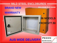 500W x 700H x 200D Electrical Enclosure, Switchboard, Box, Orange ELCE406020A