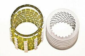 12 Honda NC700 Barnett Friction and Steel Clutch Plates kit - Kev.
