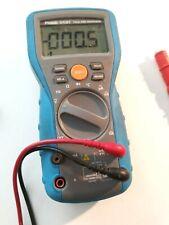 Protek D 981 Digital Multimeter True Rms Volt Multimeter Tested Works