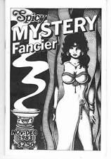 SPICY MYSTERY FANCIER Vol 7 #6 - 1983 pulp fanzine - Brad Foster, Mike Hammer