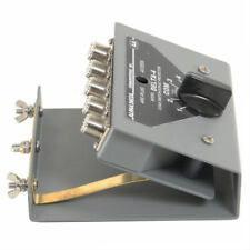 Alpha Delta ASC-4B Coaxial Switch 4 Way w/ Built in Lightning Surge Protection