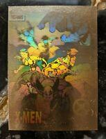 1992 IMPEL - MARVEL X-MEN - HOLOGRAM Chase / Insert Card XH-5 X-Men