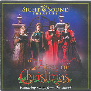 Voices of Christmas CD (Sight and Sound Theaters)