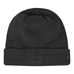Troy Lee Designs TLD Adult Stealth Beanie Black MX ATV Off Road XC Cycle DH Snow