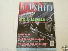 AUTO SELEKT 1993-09 MG,JAGUAR,SAAB 900,OLDS AURORA,BENTLEY,SPORTSCARS UK,XK140,M