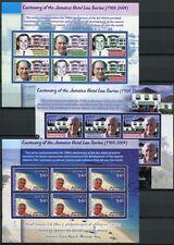 Jamaika Jamaica 2004 Hotels Hoteliers Tourismus Tourism 1055-1063 Kleinbögen MNH