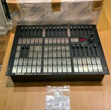 Pulsar Masterpiece 108 Lighting Desk 3.2 software. BOXED TESTED Working MINT