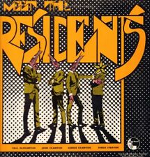 The Residents(2nd Pressing Vinyl LP)Meet The-Ralph-RR 0677-US-1977-NM/NM