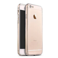 Full 360 Degree Coverage Hard Thin Case + Tempered Glass Cover For iPhone 7 / 8