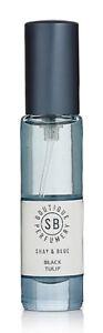 Shay & Blue BLACK TULIP Ladies/Women's Natural Spray Fragrance 10ml
