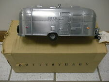 "AIRSTREAM POTTERY BARN TRAILER 1/18 SCALE ""RARE NO LONGER AVAILABLE"" BRAND NEW"