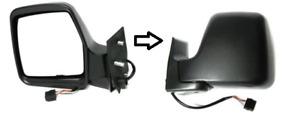 Rétroviseur extérieur à électrique GAUCHE-SHORT CHAUFFANT Fiat Scudo ( 1994-02)!