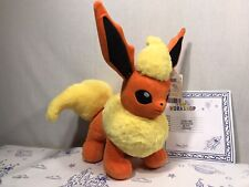 NWT Build a Bear  Pokemon Flareon  come with 5-in-1 sound.
