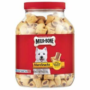 Milk-Bone MaroSnacks for Dog - 40 oz