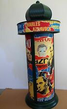 """Charles Aznavour 30 Cd Collection in """"Tour Morris"""" display"""