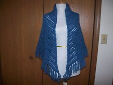 Shawl  wrap   women's  acrylic/Alpaca blend yarn   prom, homecoming, wedding,