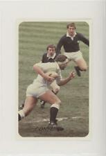 1983 Factfile Bill Beaumont Rugby Union