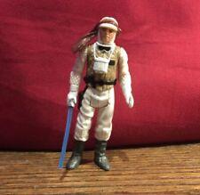 Vintage Star Wars Custom HOTH LUKE SKYWALKER WITH SABER!