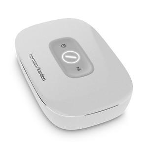 Harman Kardon Adapt Plus Bluetooth Wireless HD Receiver, White
