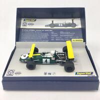 Scalextric SuperSlot H3702A Brabham BT26A #4 Ickx GP Spain 1969 1/32 Slot Car