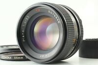 [As-Is] Contax Carl Zeiss Planar T* 50mm F/1.4 MMJ Lens C/Y Mount From JAPAN 237