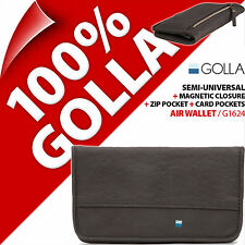 Golla Air Wallet Phone Case Cover Pouch for Large Screen Mobile Smart Phones