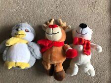 Christmas Xmas Plush Soft Toys