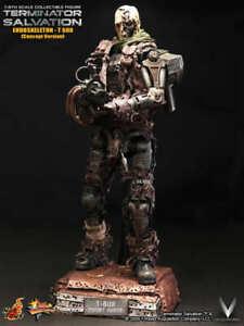 Hot Toys Mms 105 Terminator : Salvation - T-600 Endosquelette (Concept Version)