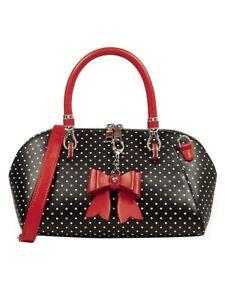 Banned Handbag Lady Layla Rose Women's Black 18x25.5x8.5cm