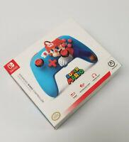 PowerA SUPER MARIO Nintendo Switch Enhanced Wired Controller NEW
