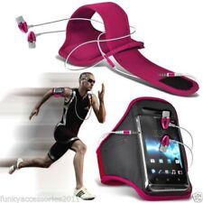 Fundas y carcasas brazaletes Universal color principal rosa para teléfonos móviles y PDAs