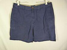 Men's Saddlebred Shorts Sz 40 Navy