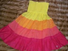 Victoria's Secret Pink  Sun/Beach Strapless Dress M