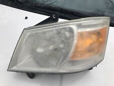 2008-2010 Dodge Grand Caravan Headlight Assembly OEM  USED 08-10 Driver Side