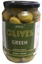 Angel Green Olives 1kg