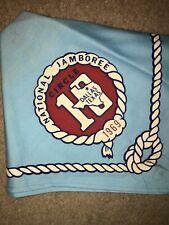 Boy Scout BSA 1969 Circle 10 Ten Texas Council National Jamboree Neckerchief