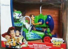 Voiture Buggy télécommandé Toy Story Buzz & Woody / Disney Pixar