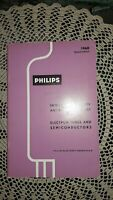PHILIPS INTERCHANGEABILITY & REPLACEMENT LIST OF ELECTRON TUBES & SEMICONDUCTORO