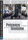 27069//PRESENCE FEMININE DVD COMME NEUF