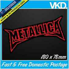 Metallica Sticker/Decal - Band Music Vinyl Hardcore Heavy Metal Car Fridge Flame