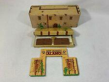 Marx Alamo Tin Toy Set Brand 3534-7110 New  A6358