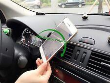 SOPORTE DE REJILLA PARA COCHE IPHONE 4 5 6 7 8 9 SAMSUNG S4 S5 S6 S7 S8 S9 SONY