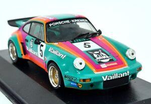 Minichamps 1/43 Porsche Carrera RSR Int Supersprint 1975 Nurburgring GT Vaillant
