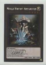 2014 Yu-Gi-Oh! Knights of the Round Table #NKRT-EN003 Noble Knight Artorigus 0w6