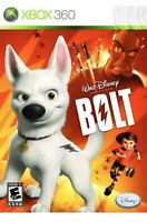 Disney's Bolt Xbox 360/One Kids Game Super Hero Dog