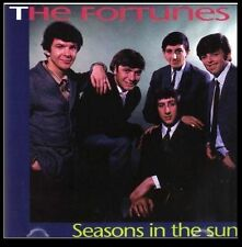 The Fortunes `Seasons In The Sun` CD 1993 Pilz – 448234-2 Pop Germany