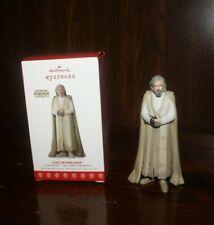 2017 Star Wars Series Hallmark Keepsake Ornament Luke Skywalker Force Awakens
