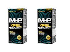 2X MHP Xpel Maximum Strength Diuretic 2 X 80 Caps - Tyte Xtract - Cuts