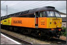 BRITISH RAIL BR CLASS 47 SPUR Z GAUGE SCALE RESIN KIT COLAS RAIL 47749-739-727