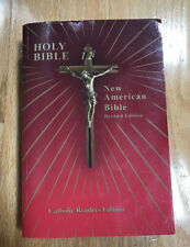 Holy Bible Catholic Reader's Edition New American Bible Revised Edition 2011